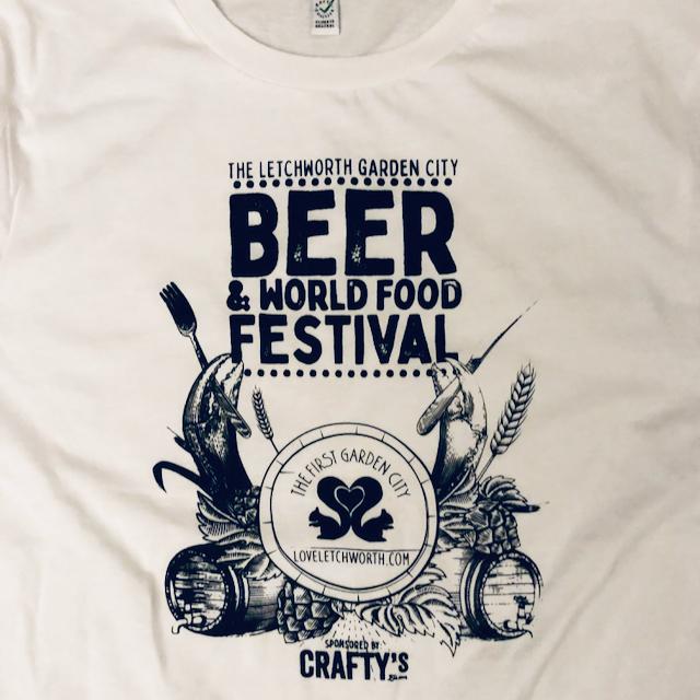 Letchworth custom printed tee shirts