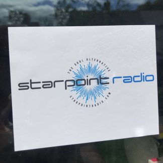 Starpoint-radio-cling-sticker