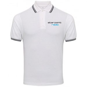 Starpoint-radio-polo-white-navy